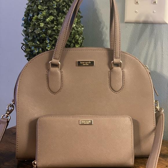 kate spade Handbags - KATE  SPADE ♠️ PURSE AND MATCHING WALLET SET